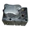 Блок цилиндров двигателя Howo Евро 2 (короткий теплообменник)