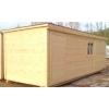 Дачные домики от 5630 руб/м2 от Тюменского производителя.
