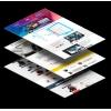 Создание сайтов,  разработка фирменного стиля,  услуги дизайнера