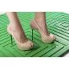 Пластиковые плиты для дачных дорожек - Садовый декинг