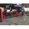 Полы из резины для гаража - самостоятельная сборка пола в гараже