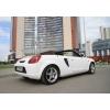 Продаётся Кабриолет Toyota Mr-s белоснежного цвета.