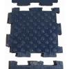 Резиновая плитка для занятий штангой - настил для спортзала