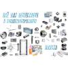 Термостойкие гибкие вставки собственного производства стандартных и нестандартных размеров