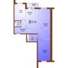 11, 12эт Продам 3 комн,  в новом доме индивидуальной планировки,  в 3 Заречном мкр.  Закрытый двор,  охрана,  видеонаблюдение,
