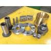 Металлообработка:  токарные,  фрезерные и шлифовальные работы,  рубка металла до 6мм и т.  д.