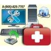 Ремонт компьютеров на дому в Тюмени Вызов мастера.  Замена Windows 8 на Windows 7.