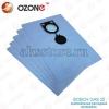 Синтeтические мешки пылесборники для пылесоса Bosch GAS 25 (5 шт. )