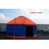 Юрта вместо палатки для комфортного отдыха